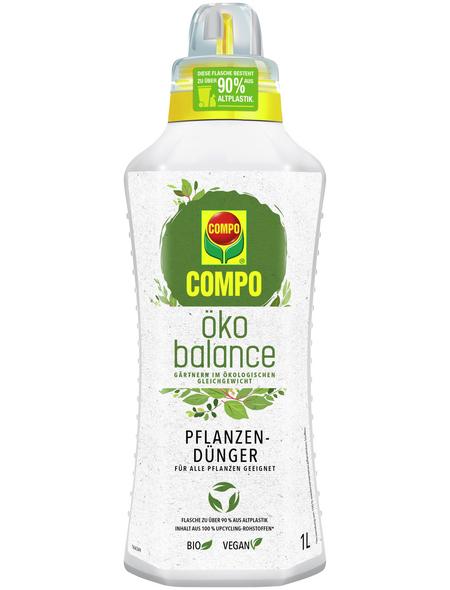 COMPO öko balance® Pflanzendünger 1l