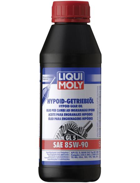 LIQUI MOLY Öl, 0,5 l, Dose, Hypoid-Getriebeöl (GL 5) SAE 85W-90