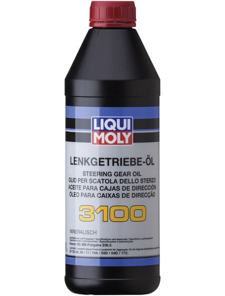 LIQUI MOLY Öl, 1 l, Dose, Lenkgetriebe-Öl 3100