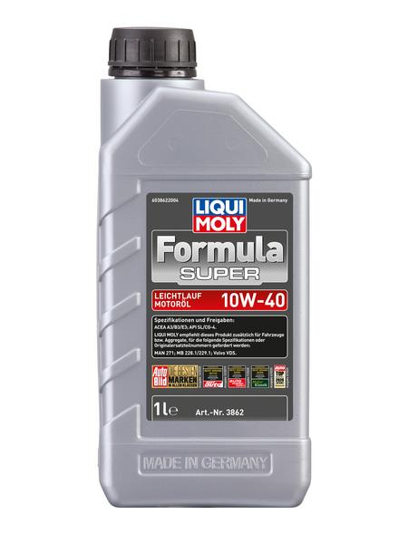 LIQUI MOLY Öl, 1 l, Kanister, Formula Super 10W-40
