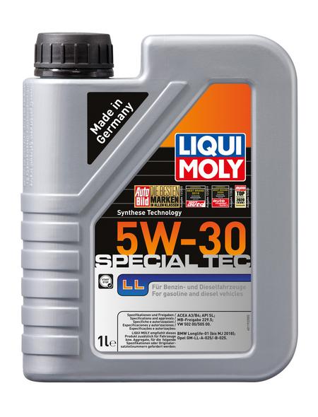 LIQUI MOLY Öl, 1 l, Kanister, Special Tec LL 5W-30