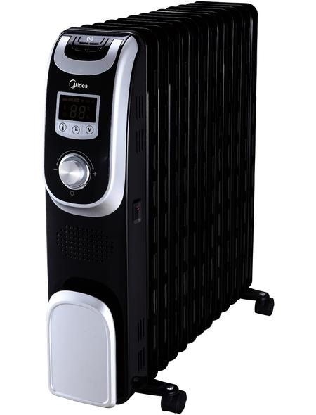 Midea Ölradiator »NY2513-13A1L«, 2500 kW (max.), mit Timerfunktion