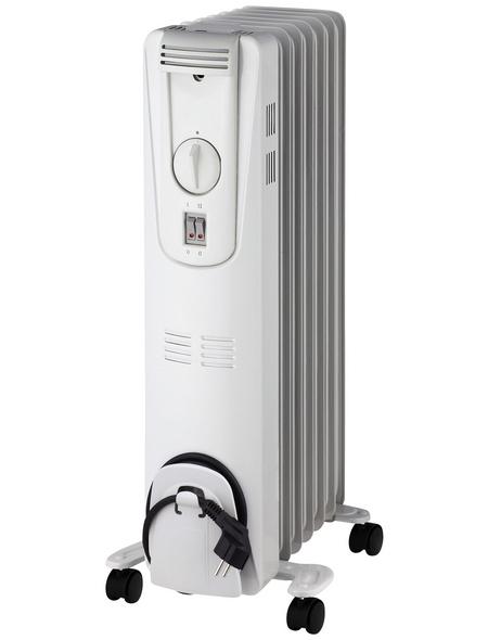GO/ON! Ölradiator »YAD01-7«, 1500 kW (max.)