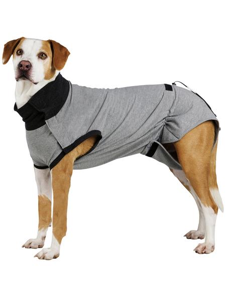 TRIXIE OP- Body, für Hunde, grau/schwarz