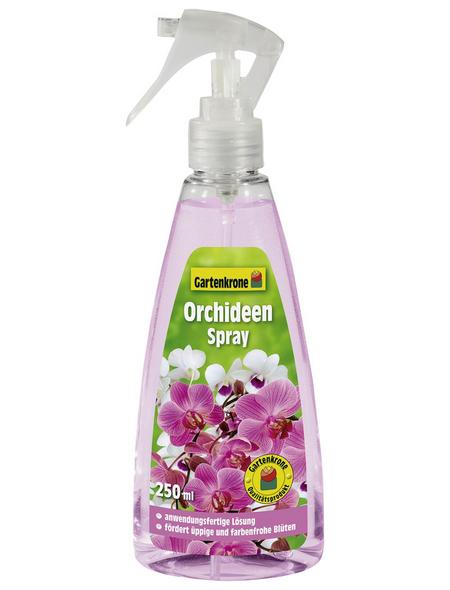 GARTENKRONE Orchideenspray 0,25 l