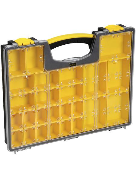STANLEY Organizer, BxHxL: 42,2 x 33,4 x 5,2 cm, Kunststoff