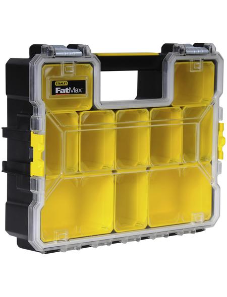 STANLEY Organizer, BxHxL: 44,6 x 35,7 x 11,6 cm, Kunststoff