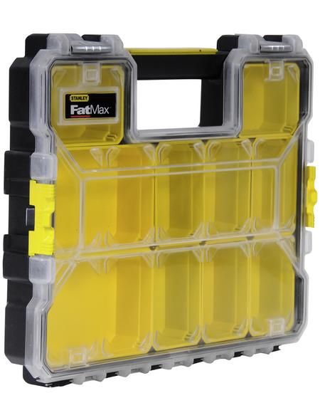 STANLEY Organizer »Fatmax«, BxHxL: 44,6 x 35,7 x 7,4 cm, Kunststoff