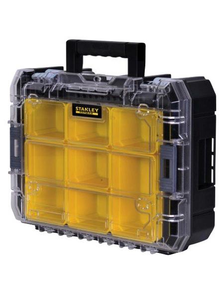 STANLEY Organizer »FatMax TSTAK V - FMST1-71970«, BxHxL: 44 x 33,2 x 14,5 cm, Kunststoff