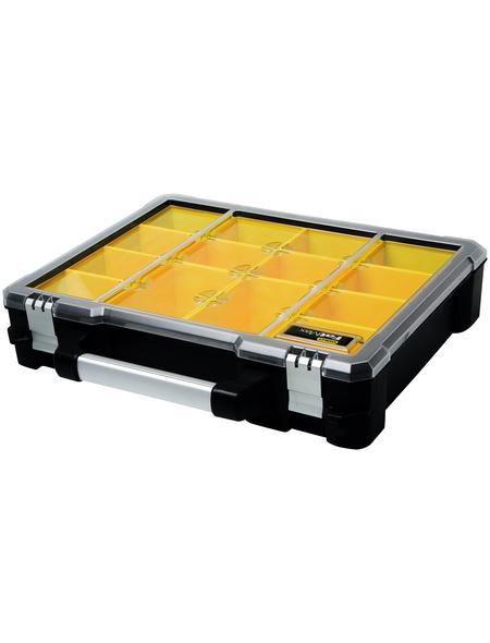STANLEY Organizer »Professional XL - 1-93-293«, BxHxL: 492 x 43,1 x 11 cm, Kunststoff