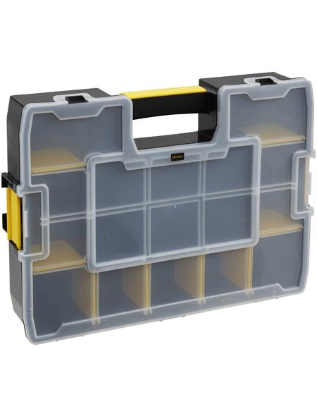 STANLEY Organizer »Sortmaster«, BxHxL: 33 x 33 x 9 cm, Kunststoff