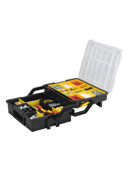 STANLEY Organizer »Sortmaster - STST1-75540«, BxHxL: 40 x 42 x 31,5 cm, Kunststoff