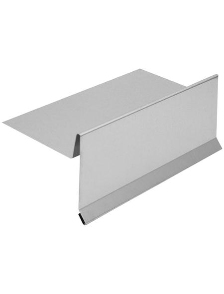 SAREI Ortblech, BxL: 105 x 1000 mm, Aluminium, ohne Wasserfalz