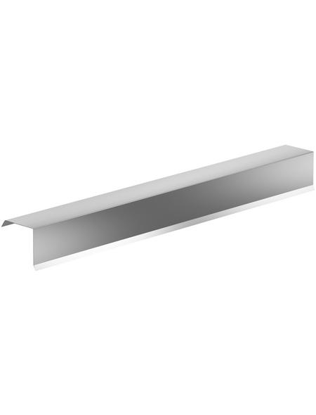 SAREI Ortgangblech, BxL: 225 x 2000 mm, Aluminium