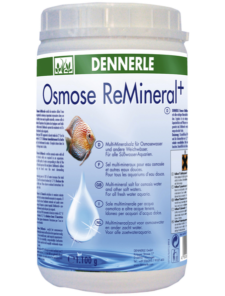 DENNERLE Osmose ReMineral+