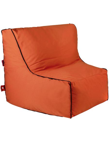 OUTBAG Outdoor-Sitzsack »Piece/Zipper Plus«