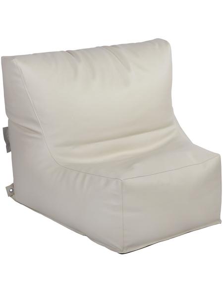 OUTBAG Outdoor-Sitzsack »Piece/Zipper Skin«