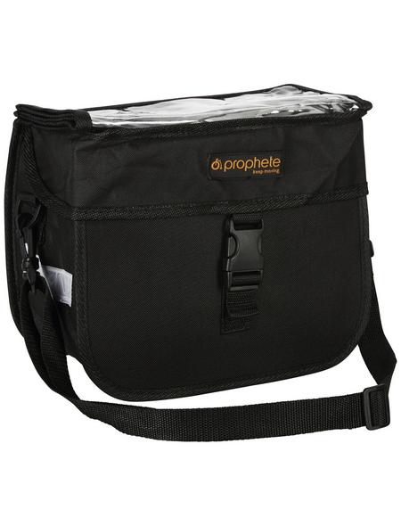 PROPHETE Packtasche, Polyester, schwarz