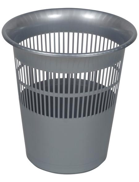KEEEPER Papierkorb »jasper«, oben offen, 11,5 l, Polypropylen (PP)
