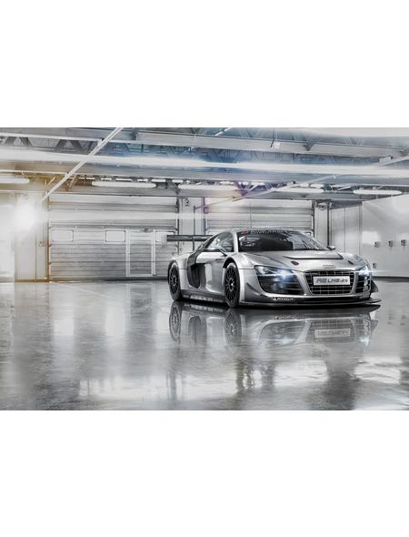 KOMAR Papiertapete »Audi R8 Le Mans«, Breite: 368 cm, inkl. Kleister