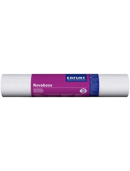 ERFURT Papiertapete »Novaboss 261«, weiß, strukturiert