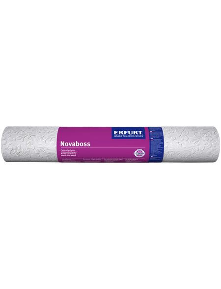 ERFURT Papiertapete »Novaboss 314«, weiß, strukturiert