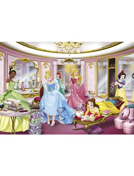 KOMAR Papiertapete »Princess Mirror«, Breite: 368 cm, inkl. Kleister