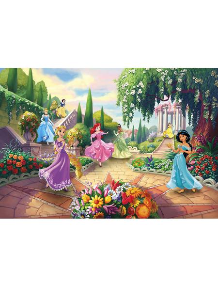 KOMAR Papiertapete »Princess Park«, Breite: 368 cm, inkl. Kleister