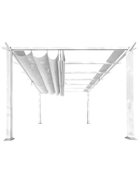 PARAGON OUTDOOR Pavillon »Florida«, quadratisch, BxT: 350 x 350 cm