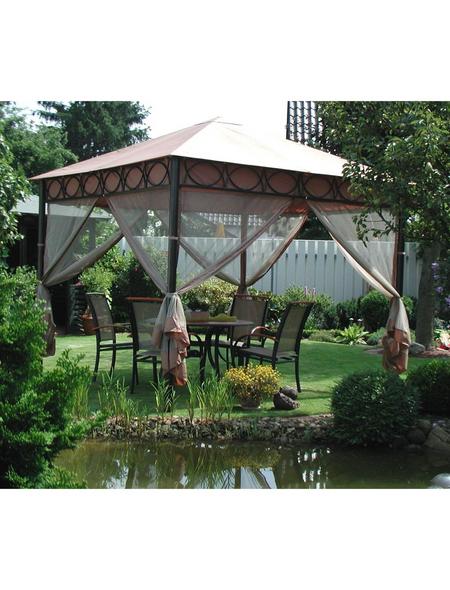 LECO Pavillon Pyramidendach