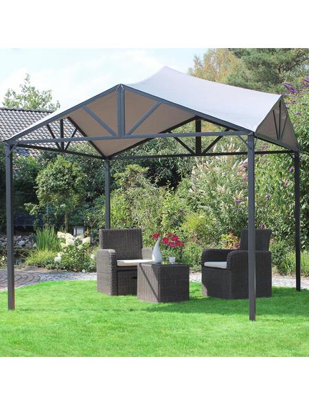 LECO Pavillon, quadratisch, BxT: 300 x 300 cm