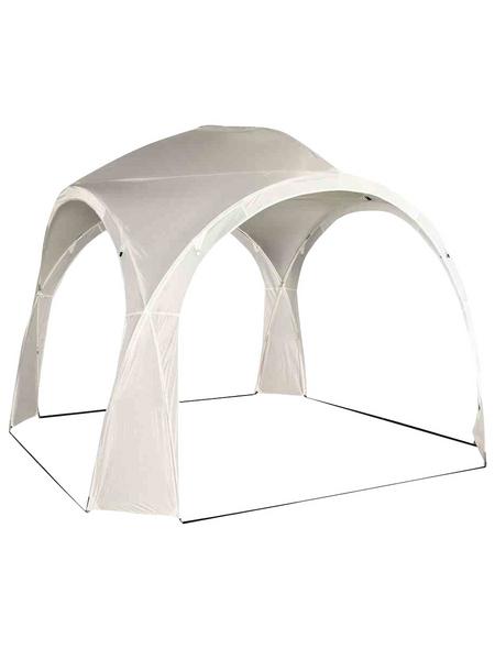 SIENA GARDEN Pavillon »Roma«, Ovaldach, kuppelförmig, BxHxT: 320 x 260 x 320 cm