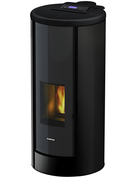 FREEPOINT Pelletofen »Breeze«, 9,1 kW, mit Wifi-Funktion