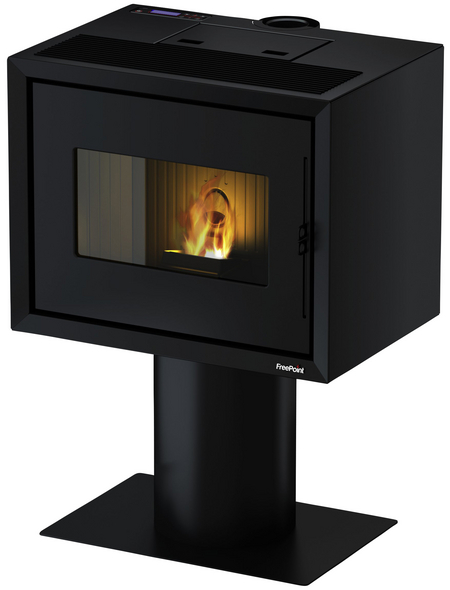 FREEPOINT Pelletofen »Modo«, 9,36 kw, mit Wifi-Funktion, BxHxT: 70 x 98 x 58 cm