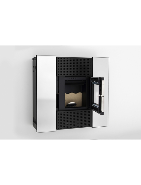 FREEPOINT Pelletofen »Square«, 6,5 kW, mit Wifi-Funktion