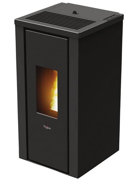 PEGASO Pelletofen »Vera«, 7 kw, mit Wifi-Funktion, BxHxT: 45 x 89,5 x 45,5 cm