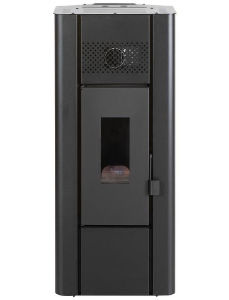 GLOBEFIRE Pelletofen »Wiona«, 5 kw, WiFi-fähig, BxHxT: 37,8 x 89 x 39 cm