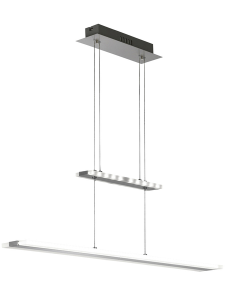 wofi® Pendelleuchte Aluminium/Metall/Acrylat