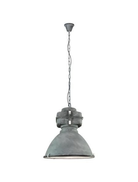 BRILLIANT Pendelleuchte »Anouk« grau 60 W, E27, dimmbar, ohne Leuchtmittel