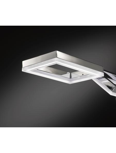 wofi® Pendelleuchte dimmbar, Kunststoff/Aluminium