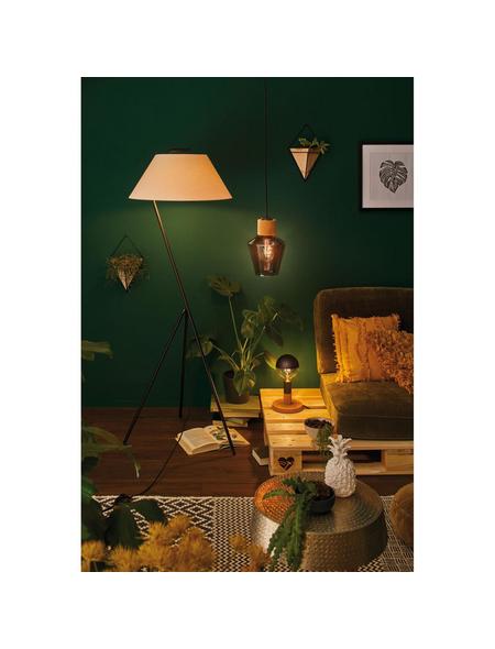 PAULMANN Pendelleuchte »Edla« weiss/schwarz/korkfarben, 20 W, E27, dimmbar, ohne Leuchtmittel
