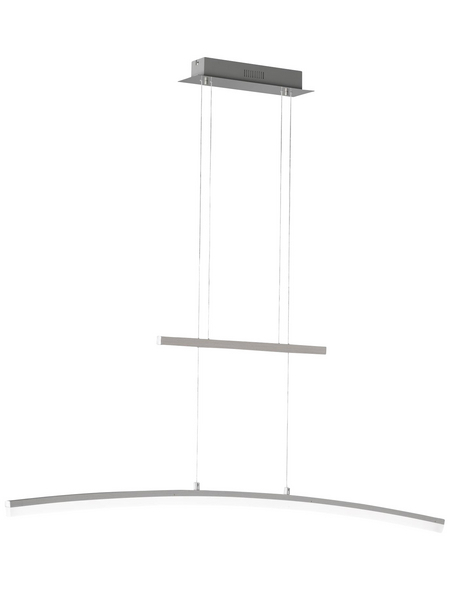 wofi® Pendelleuchte »FERROL«, dimmbar, Aluminium/Metall/Acrylat