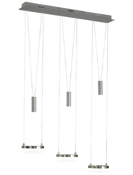 wofi® Pendelleuchte »JESSE«, dimmbar, Aluminium/Metall/Acrylat