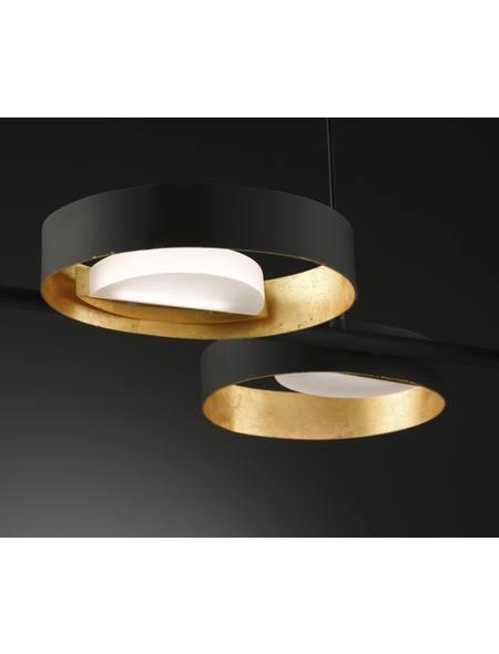 wofi® Pendelleuchte Kunststoff/Metall