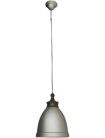 NÄVE Pendelleuchte »Pinhead« silberfarben 60 W, 1-flammig, E27, ohne Leuchtmittel