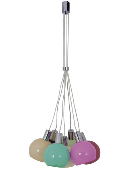 NÄVE Pendelleuchte »Rainbow-Bowl«, E14, ohne Leuchtmittel