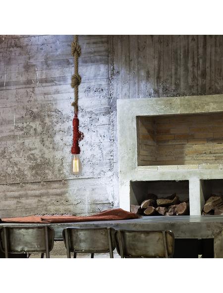 NÄVE Pendelleuchte »Regia« rot 40 W, 1-flammig, E27, ohne Leuchtmittel