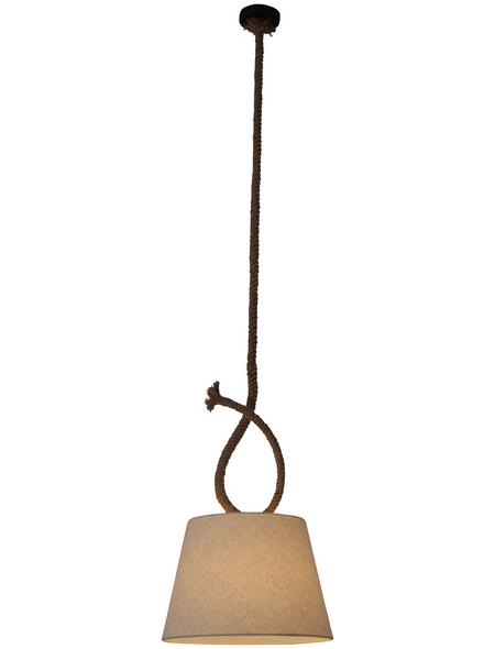 NÄVE Pendelleuchte »Rope«, E27, ohne Leuchtmittel