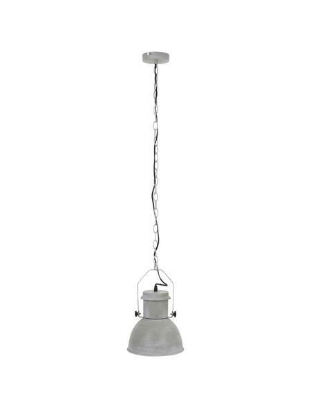 BRILLIANT Pendelleuchte »Salford« betonfarben 60 W, E27, ohne Leuchtmittel