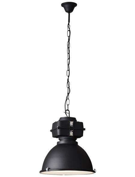 BRILLIANT Pendelleuchte schwarz 60 W, 1-flammig, E27, dimmbar, ohne Leuchtmittel